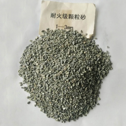 耐火级颗粒砂1-3mm